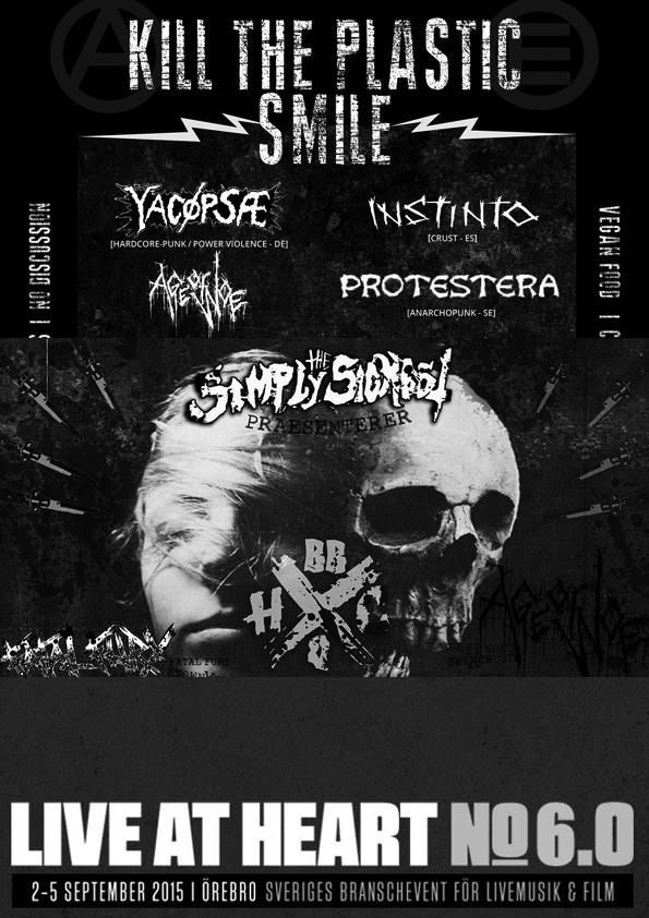 Upcoming pre-tour shows