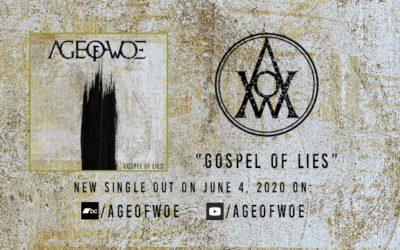 NEW TRACK RELEASED – GOSPEL OF LIES