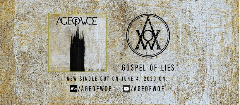 NEW TRACK RELEASED – GOSPEL OF LIES